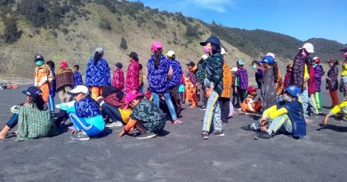 135 Penari Hiasi Upacara Jambore Tagana dan Bakti Sosial