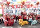Menyambut Tahun Baru Imlek Ke-2571, Persatuan Liong dan Barongsai Meramaikan ITCenter Manado